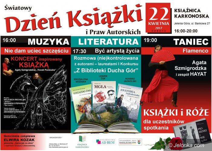 Jelenia Góra: Światowy Dzień Książki w Książnicy