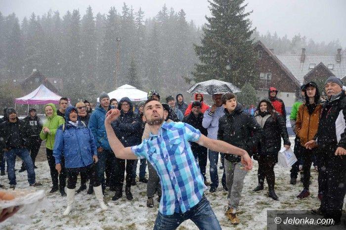 Karpacz: XVII Mistrzostwa Polski z Jajem w Karpaczu