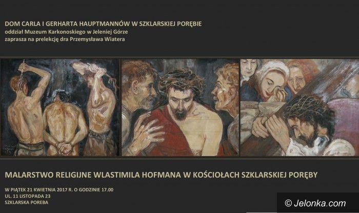 Szklarska Poręba: O obrazach Wlastimila Hofmana w kościołach