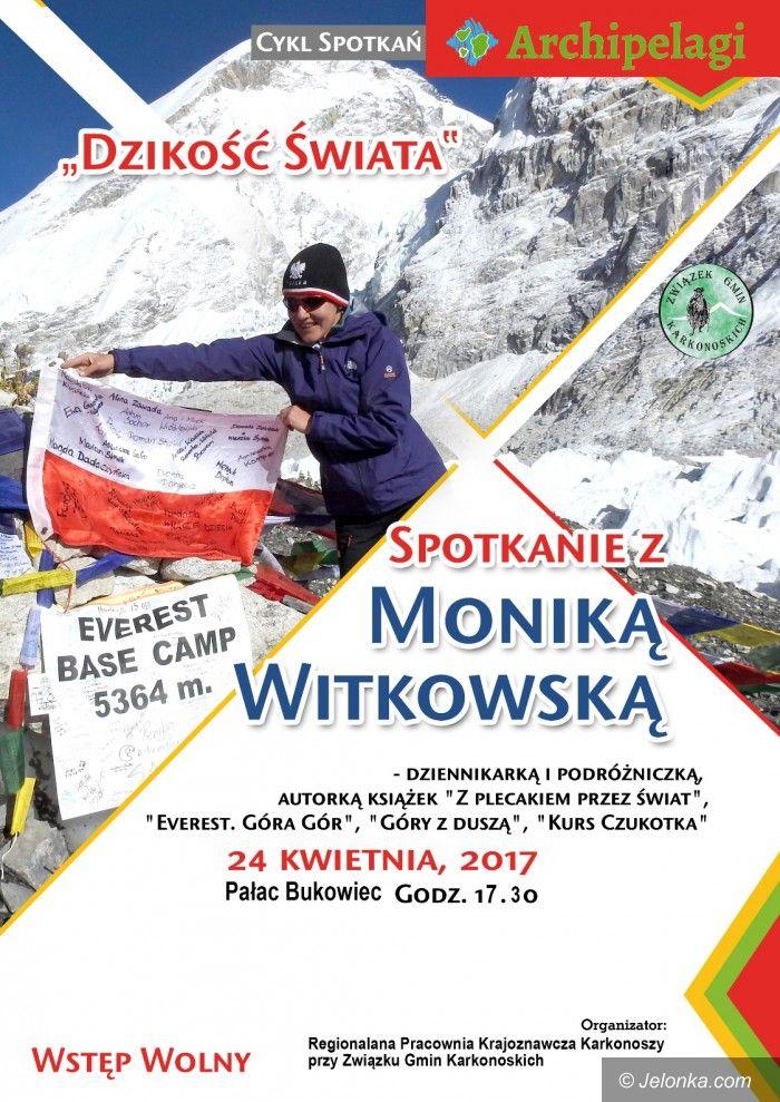 """Region: """"Góry z Duszą""""  wg. Moniki Witkowskiej w Bukowcu i w Szklarskiej Porębie"""