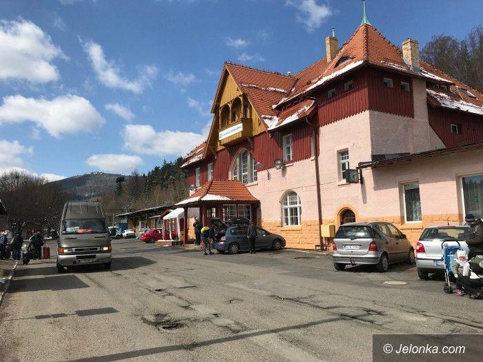 Szklarska Poręba: O modernizacji dworca PKP pod Szrenicą
