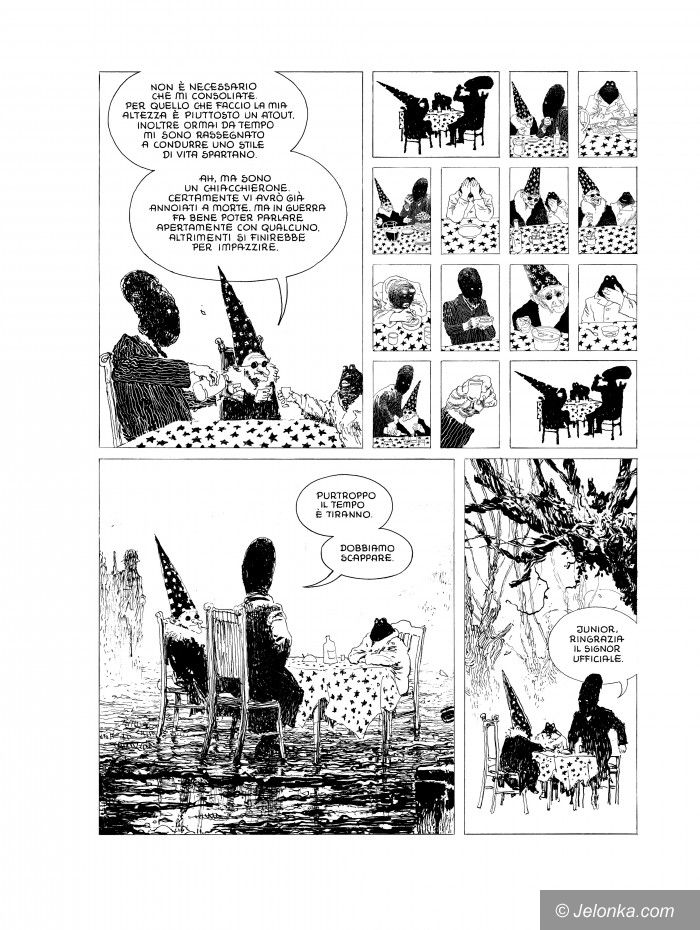 Europa: Pamięć i opowiadanie. Polski komiks historyczny
