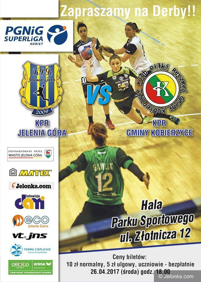 Jelenia Góra: Dolnośląskie derby w Superlidze