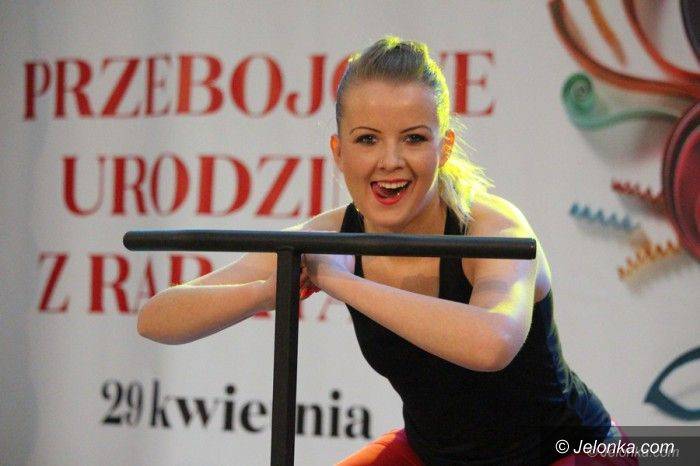 Jelenia Góra: Urodzinowe atrakcje z Rafałem Maserakiem