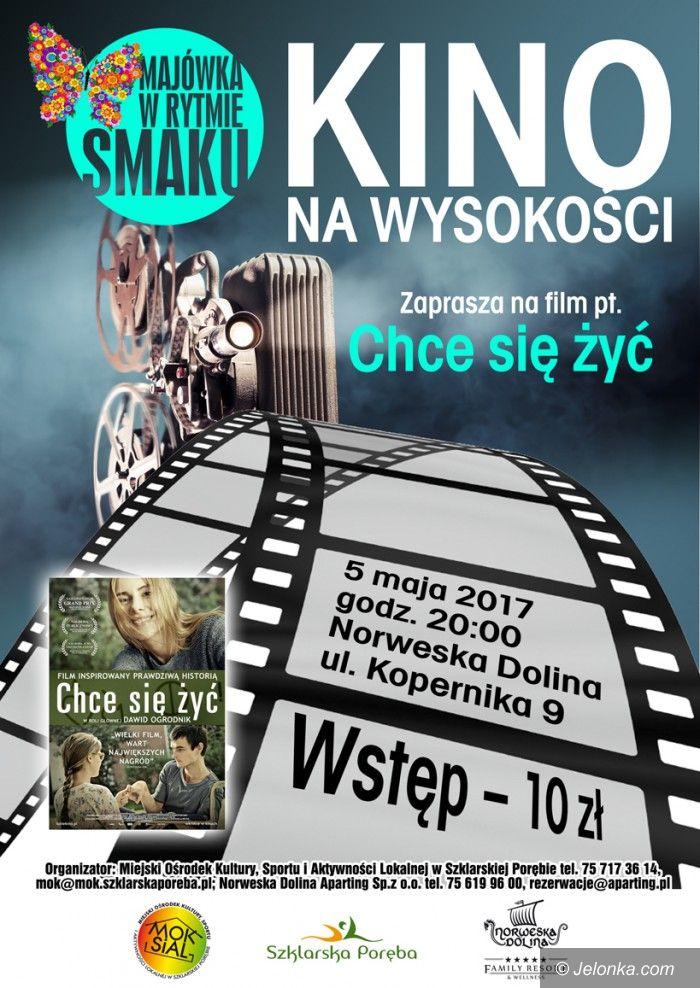 """Szklarska Poręba: Kino na Wysokości zaprasza na """"Chce się żyć"""""""