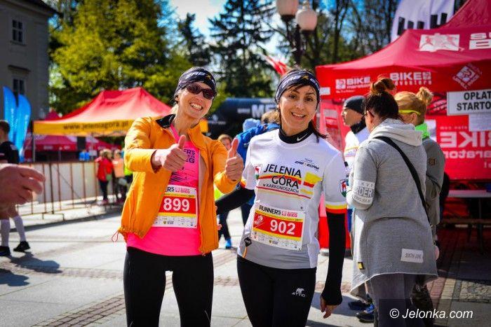 Jelenia Góra: Ponad pół tysiąca biegaczy w Cieplicach