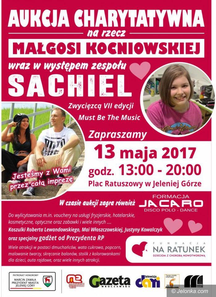 Jelenia Góra: Małgosia walczy z nowotworem – pomóżmy jej!