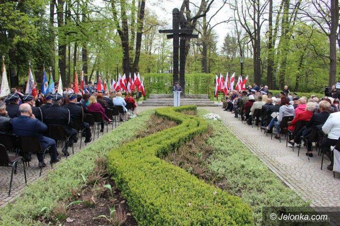 Jelenia Góra: Pamięci ofiar II wojny światowej