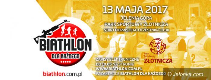 Jelenia Góra: Biathlon dla każdego – dosłownie!