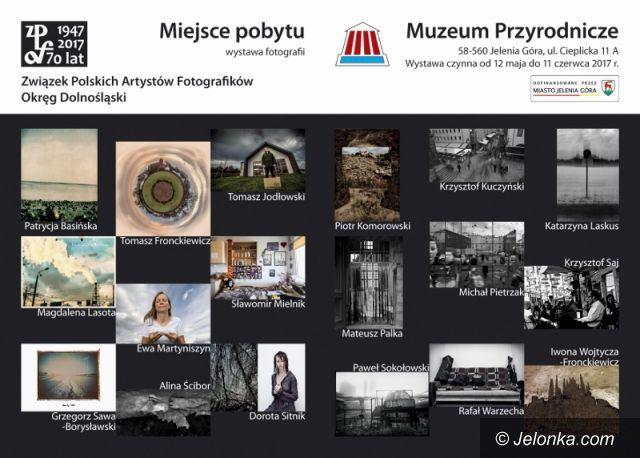 """Jelenia Góra: """"Miejsce pobytu"""" w Muzeum Przyrodniczym"""
