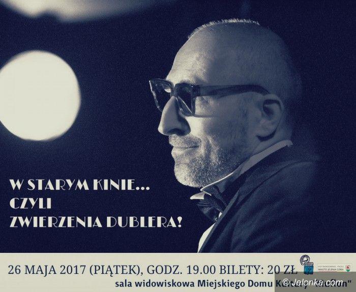 Jelenia Góra: Dubler poliglota nawiedzi stare kino