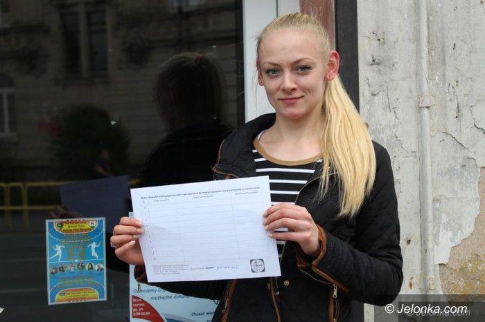 Jelenia Góra: JSOB włącza się w zbiórkę podpisów