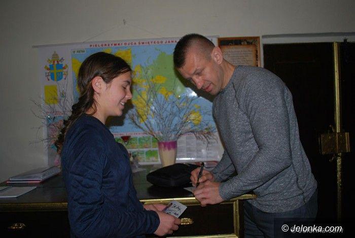 Jelenia Góra: Tomasz Adamek trenuje w naszym regionie