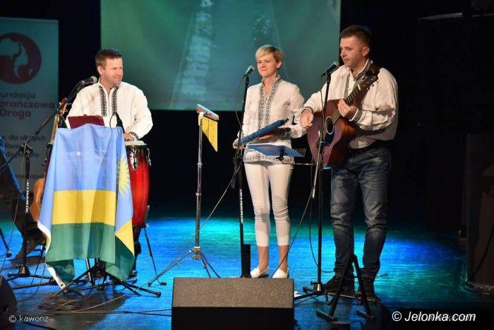 Jelenia Góra: Koncert charytatywny na rzecz Rwandy