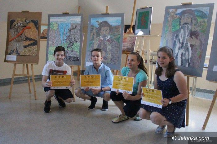 Jelenia Góra: Artyści z Polski, Czech i Niemiec nagrodzeni
