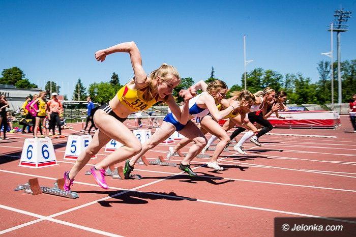 Jelenia Góra: Mistrzostwa Dolnego Śląska w lekkiej atletyce