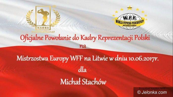 Polska: Spore wyróżnienie dla jeleniogórskiego kulturysty