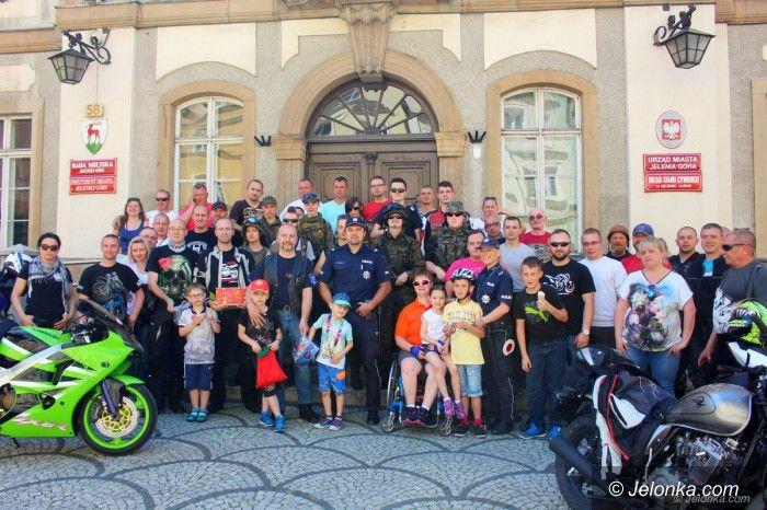 Jelenia Góra: Motocyklowe Karkonosze – dzieciom!