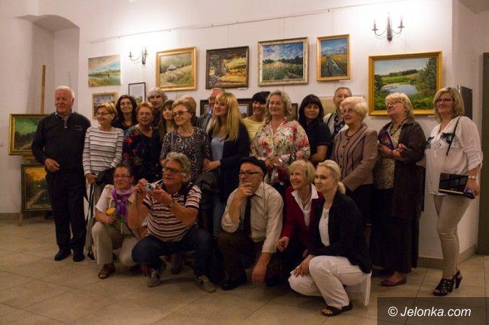 Jelenia Góra: Pejzaż zatrzymany Grupy Pi–Art