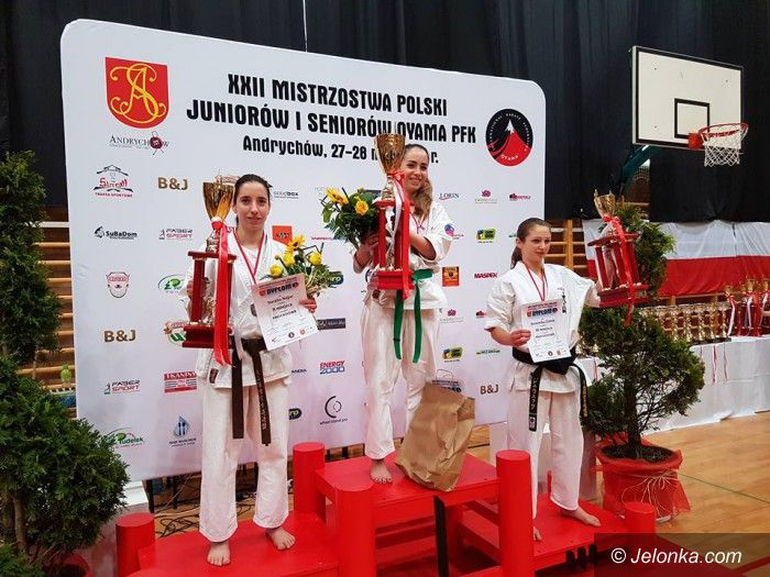 Andrychów: Kolejne medale reprezentantów JK Oyama