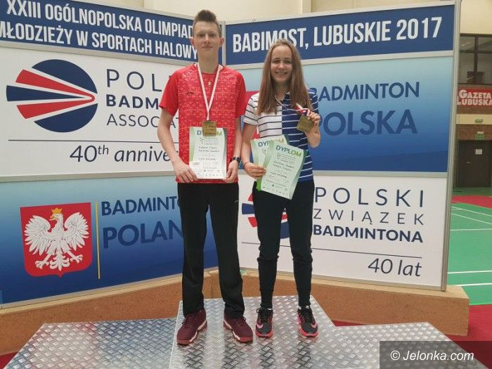Babimost: Złoty medal MP Łukasza Cimosza!