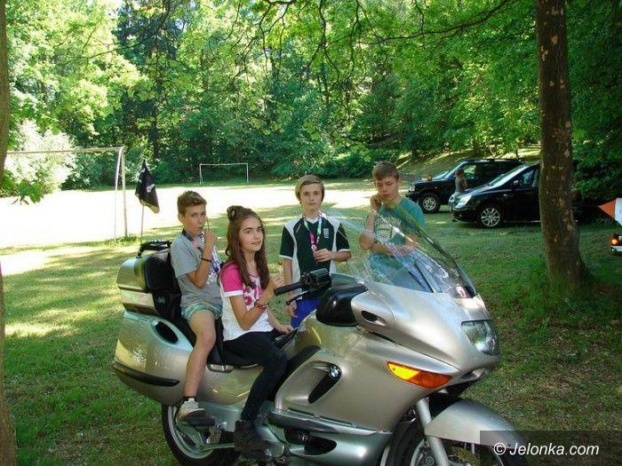 Jelenia Góra: Motocyklowy Dzień Dziecka w Dąbrówce
