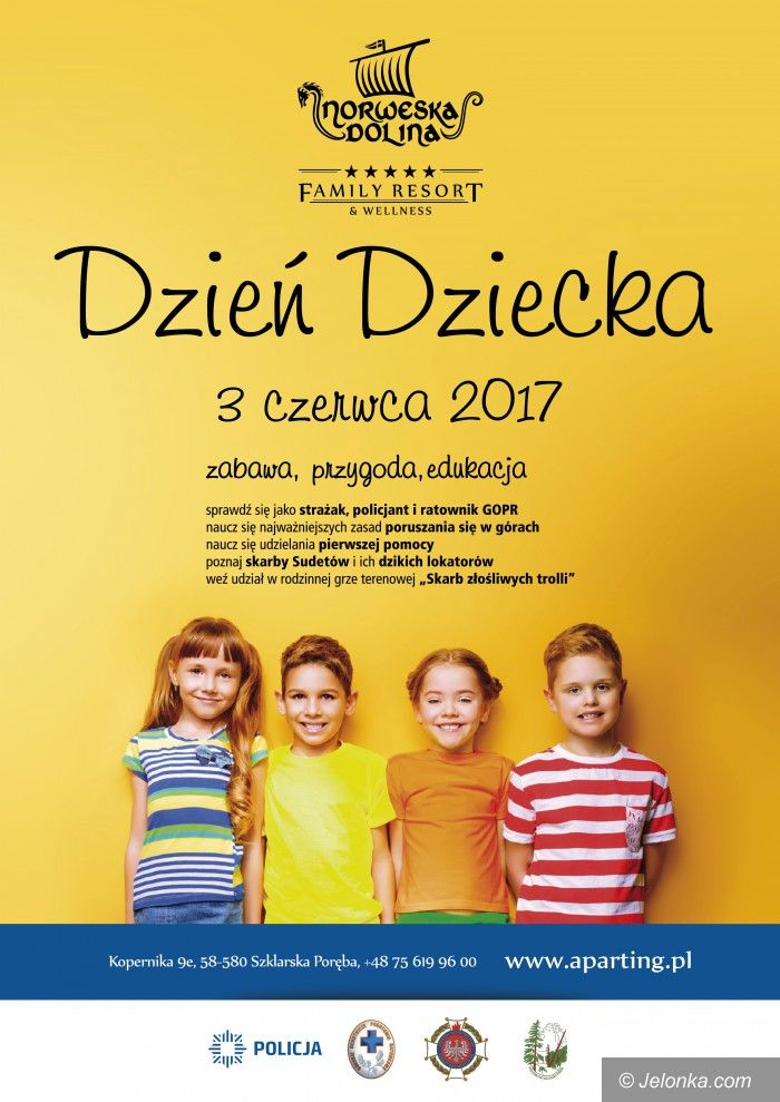 Szklarska Poręba: Dzień Dziecka pod Szrenicą – atrakcje przez 2 dni!