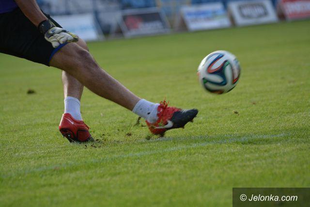 IV liga piłkarska: Wyjazdowe zwycięstwo Karkonoszy z GKS Wartą