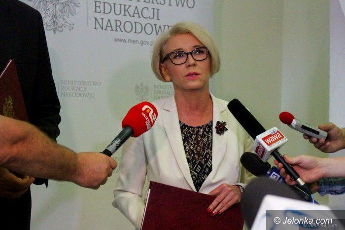 Jelenia Góra: Dyskutowali o przyszłości szkół zawodowych