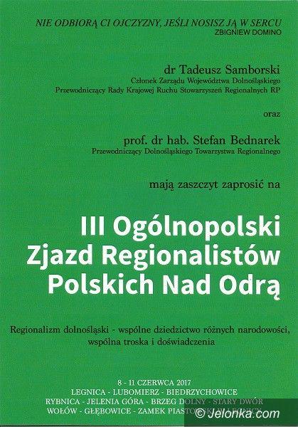 Region: Ogólnopolski Zjazd Regionalistów Polskich
