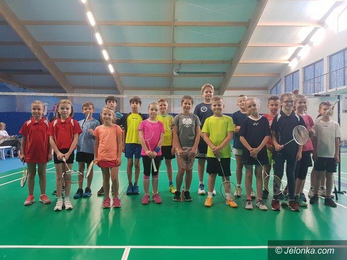 Smolec: Siedem krążków jeleniogórskich badmintonistów