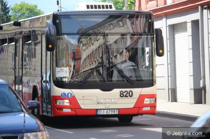 Jelenia Góra: Kierowcy MZK protestują – porozumienie blisko