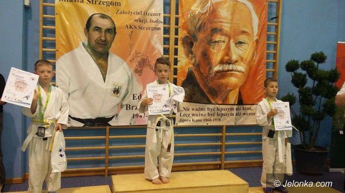 Strzegom: Świetny start judoków Jedenastki w Strzegomiu