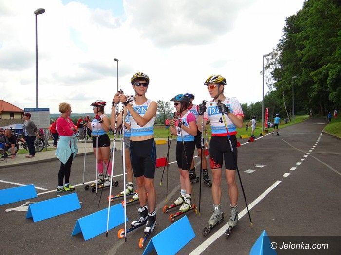 Jelenia Góra: Mistrzostwa w biegu na nartorolkach po raz XVI