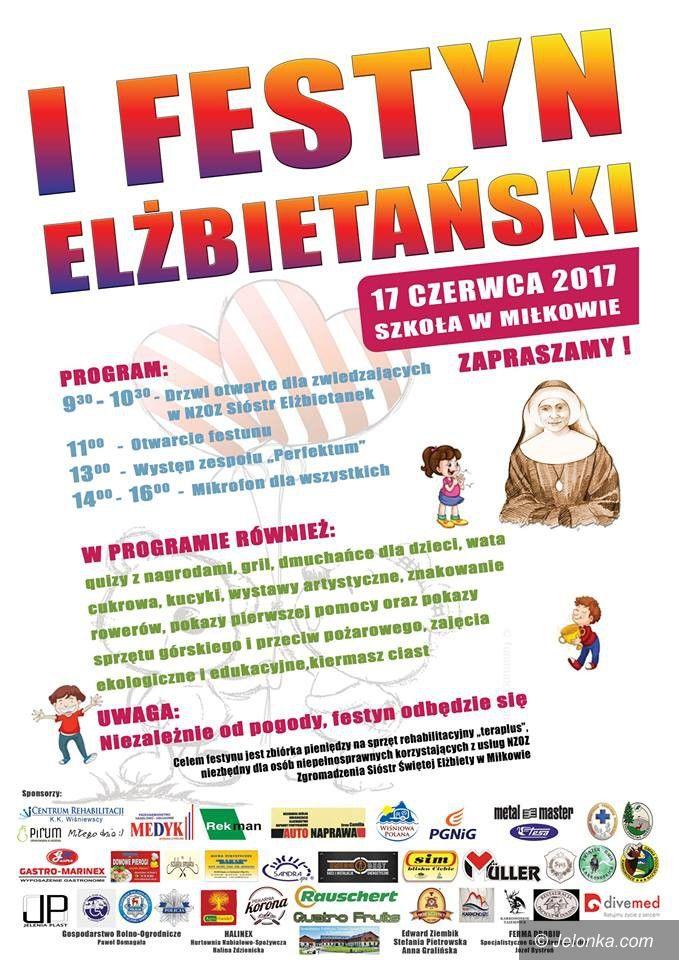 Miłków: Festyn w Miłkowie już w sobotę
