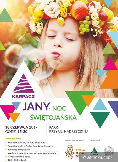 Karpacz: Jany – Noc Świętojańska w Karpaczu