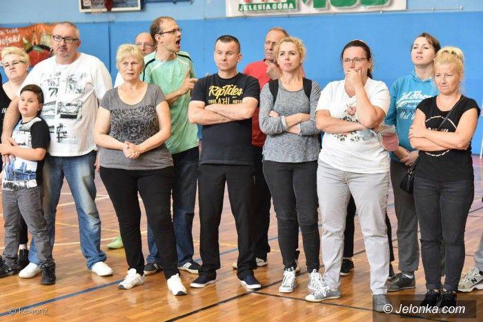 Jelenia Góra: Spotkanie sportowe osób głuchych