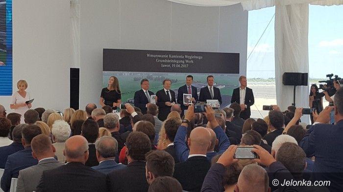 Region: W regionie powstanie fabryka Mercedesa