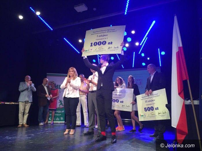 Jelenia Góra: Nagrody za sport dla szkół i zawodników
