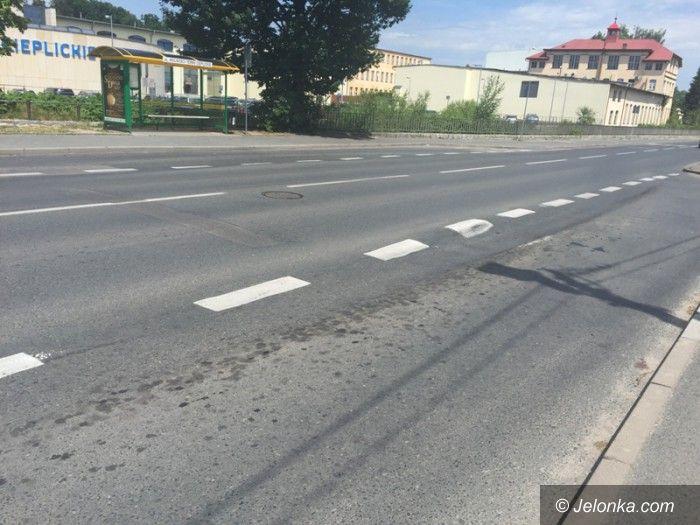 Jelenia Góra: Most do remontu, a na objeździe dziury!