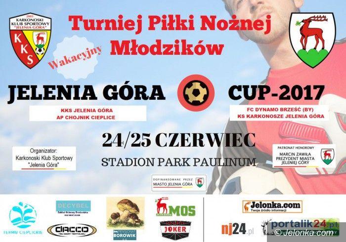 Jelenia Góra: W sobotę startuje turniej młodzików