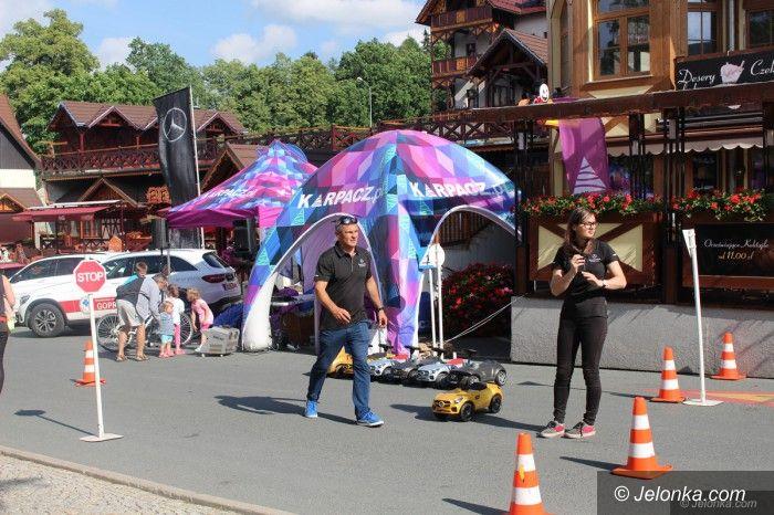 Karpacz: Wakacje w Karpaczu rozpoczęte z przytupem