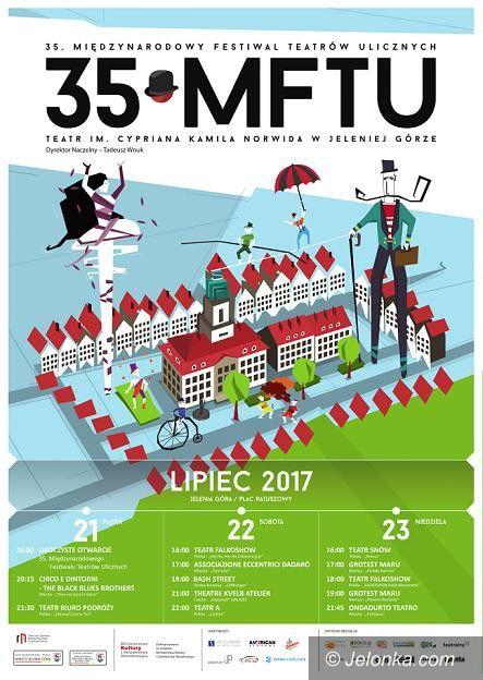 Jelenia Góra: Wkrótce 35. Międzynarodowy Festiwal Teatrów Ulicznych