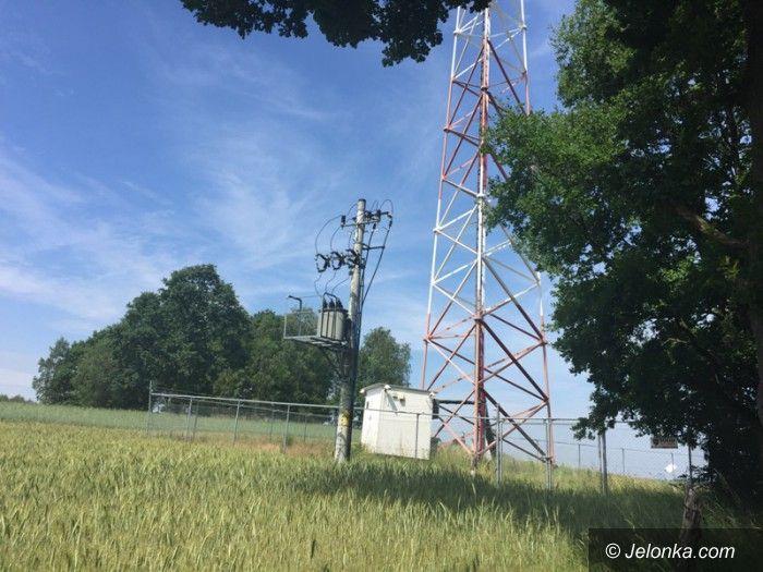 Region: Kolejna baza telefonii w Janicach