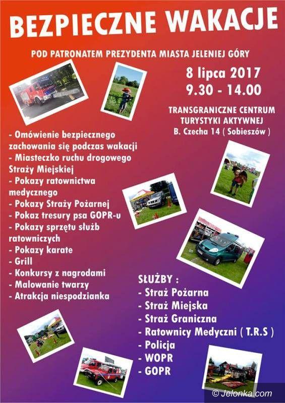"""Jelenia Góra: Wkrótce """"Bezpieczne Wakacje"""" w Sobieszowie"""