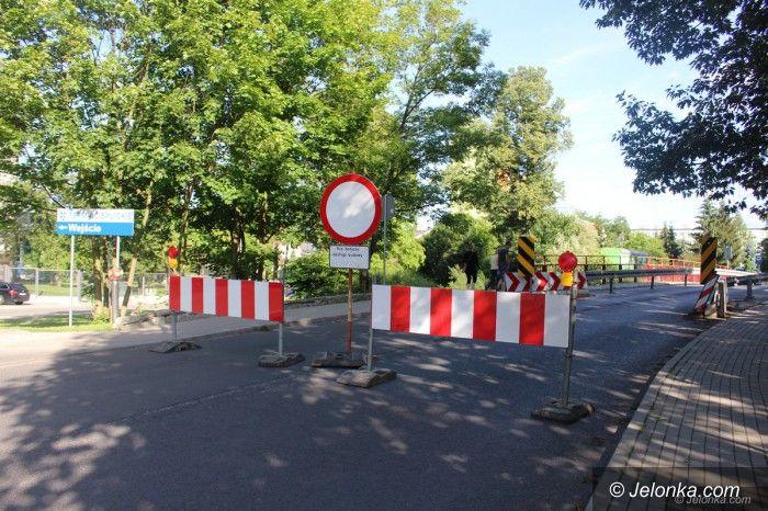 Jelenia Góra: Przypominamy – most na Cervi zamknięty
