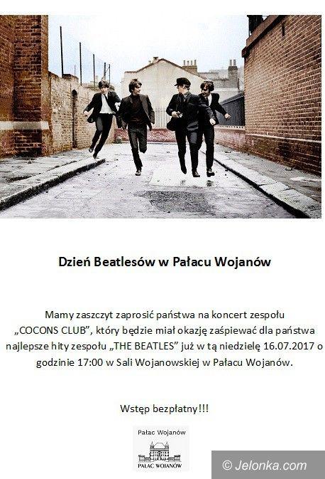 Wojanów: Dzień Beatlesów w Pałacu Wojanów