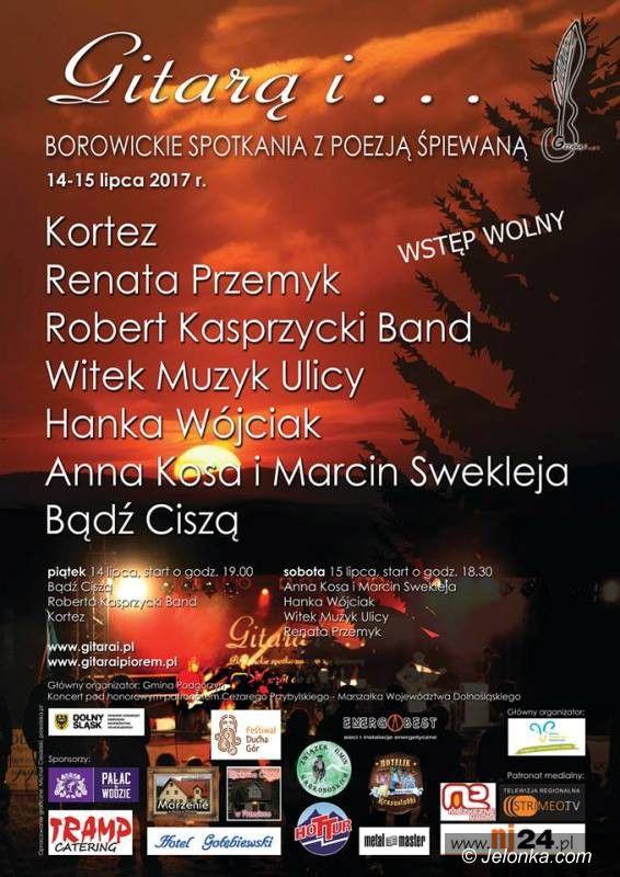 Region: Borowickie spotkania z poezją śpiewaną