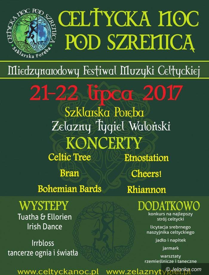 Szklarska Poręba: Celtycka noc pod Szrenicą od piątku