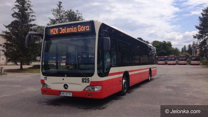 Jelenia Góra: W autobusie MZK podładujesz komórkę